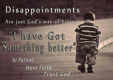 Be Patient Have Faith Trust God - Love and Sayings