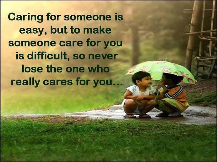 Caring Person Quotes. QuotesGram