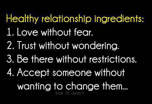 relationship ingredients