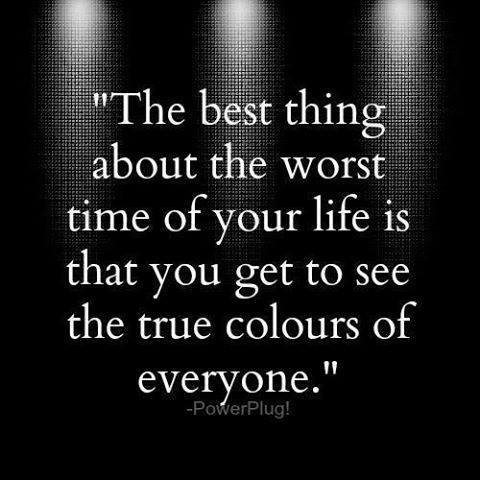 See The True Colours Of Everyone
