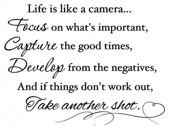 Capture The Good Time