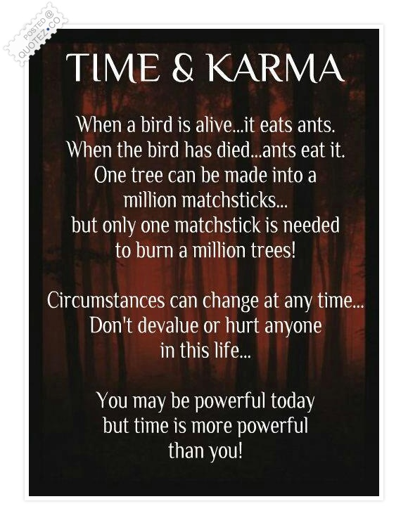 Quotes About Stealing And Karma - 128.9KB
