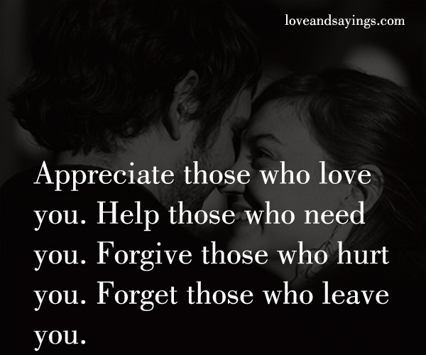 Who Needs Love Quotes: Help Those Who Need You