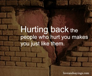 The People Who Hurt You