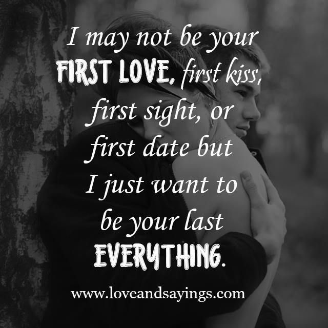 Your First Love Quotes : Your First Love Quotes. QuotesGram