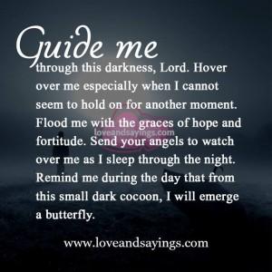 Guide Me Through