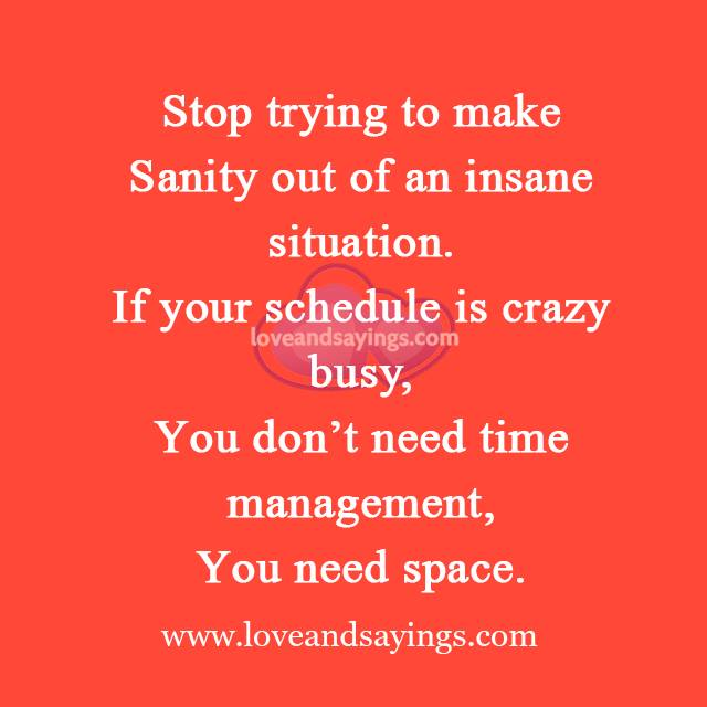 sayings about needing space in relationship
