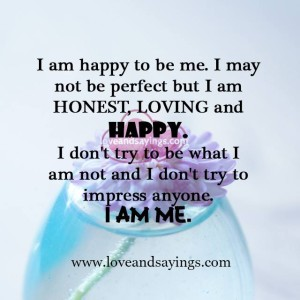 I Don't Try To Impress Anyone