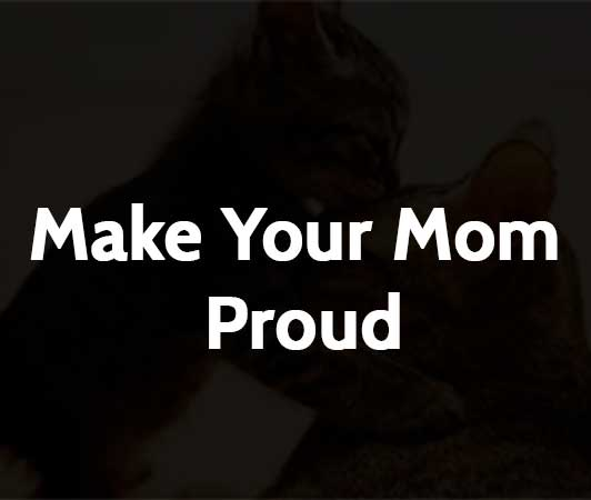 Make Your Mom Proud