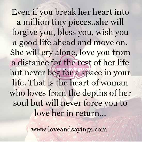 love quotes for her from the heart and soul quotesgram