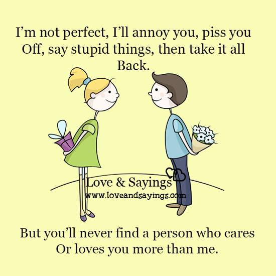 I Love You More Than Quotes: Loves You More Than Me