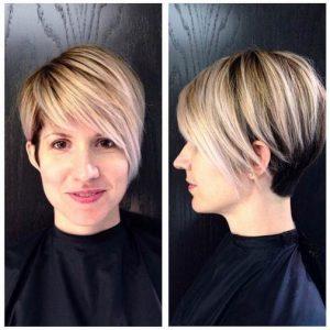 Long Pixie Hair Cut: Short Hairstyles for Long Face Shape