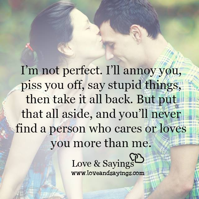 I Love You More Than Life Quotes: Who Cares Or Loves You More Than Me