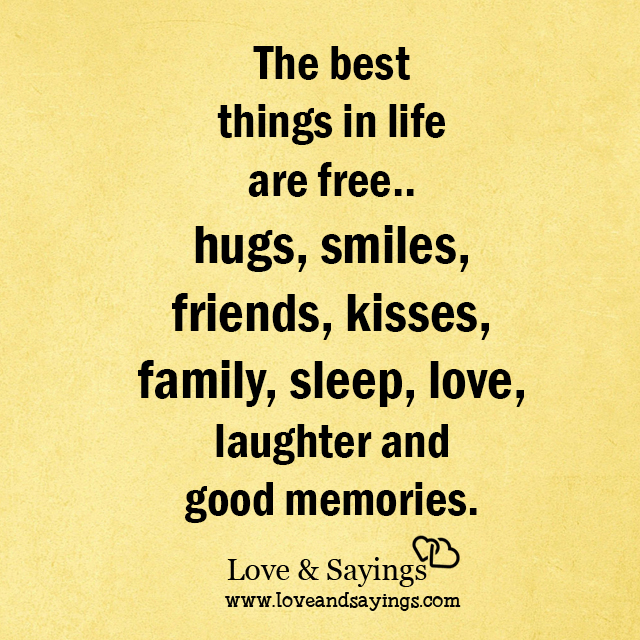 Good Memories Quotes: Love And Sayings
