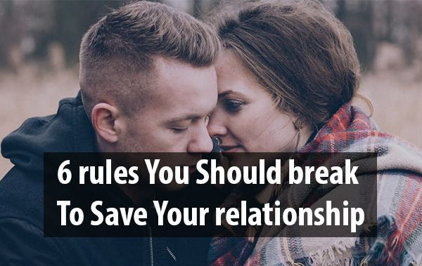 save your relationship